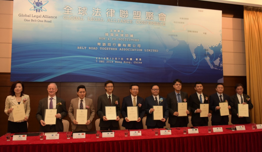 ANT Lawyers Joined with International Law Firms in Hong Kong