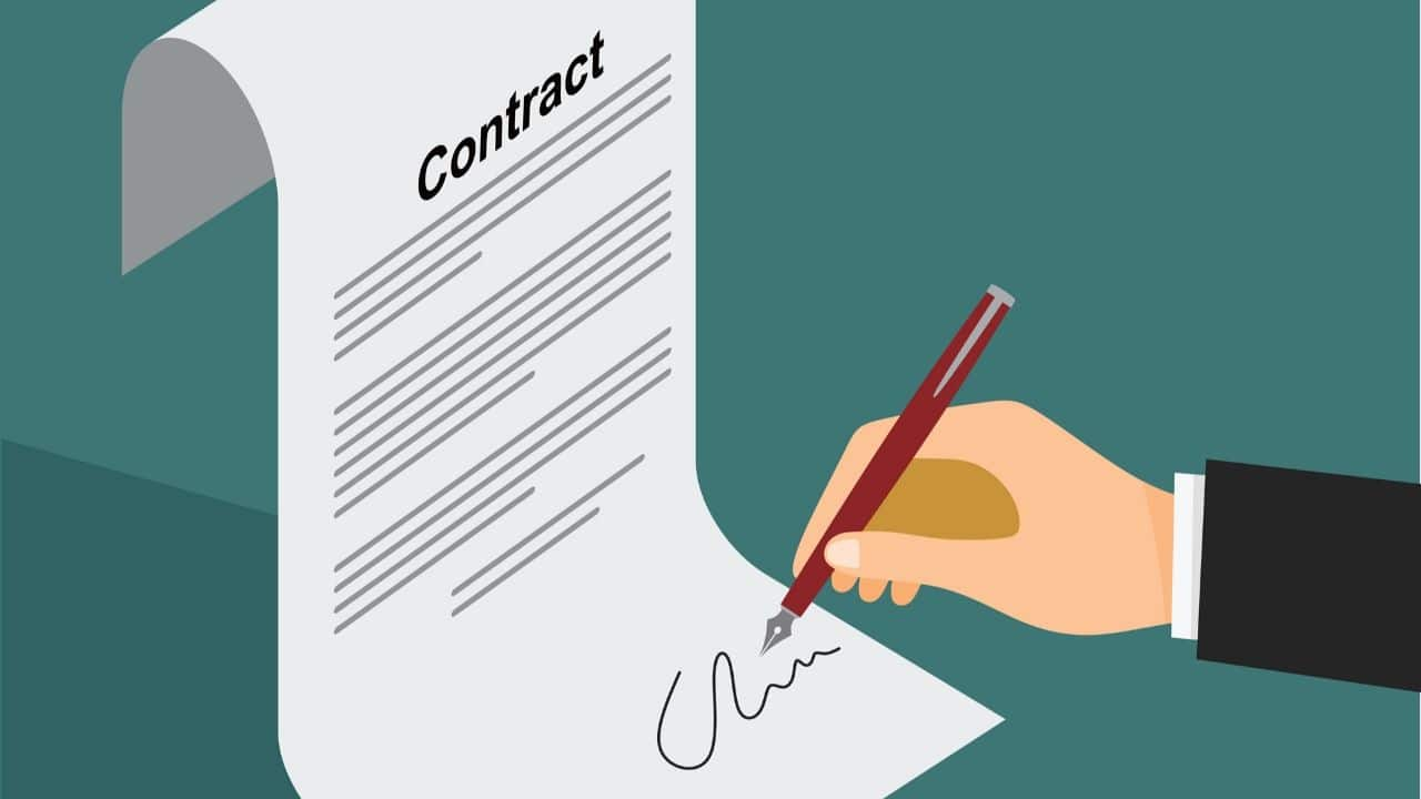 Draft and Review Contracts - A Lawyer's View